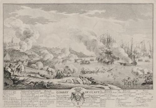 bataille de Saint-Cast