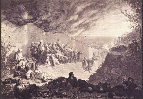 Le mur des fédérés, Ernest Pichio