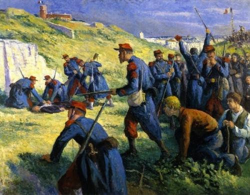 Maximin Luce, Eugène Varlin, exécution, Commune, Semaine sanglante, 1871